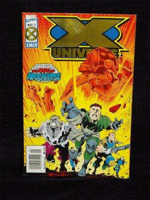 Marvel Comics - X-Universe #1(Collector Item)