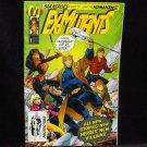 Malibu Comics - Ex-Mutants Lot (7 comics)