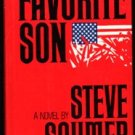 Signed STEVE SOHMER-Favorite Son-1987 First ED HB DJ