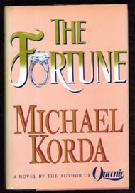 SIGNED MICHAEL KORDA-The Fortune-1989 First  ED HB DJ