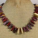 NATURAL MOOKITE NECKLACE