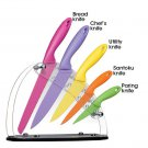 Colorful Kitchen Knife Set - Avon