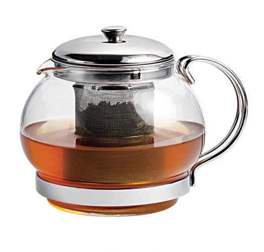 Glass Teapot With Infuser Avon