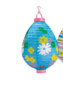 Spring Decorative Paper Lantern - Avon