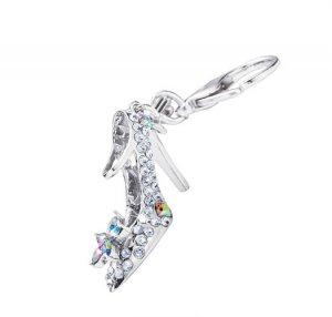 High Heel Crystal Key Chain - Avon