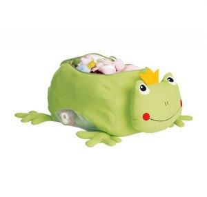 Frog Toy Storage Bin - Avon