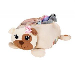 Dog Toy Storage Bin - Avon