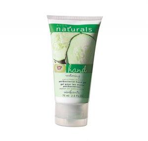 Cucumber Melon: Naturals Antibacterial Hand Sanitizer (Full Size) - Avon