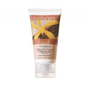 Vanilla: Naturals Antibacterial Hand Sanitizer (Full Size) - Avon