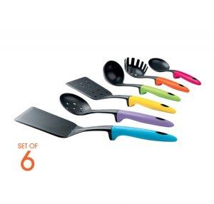 Colorful Kitchen Tool Set - Avon