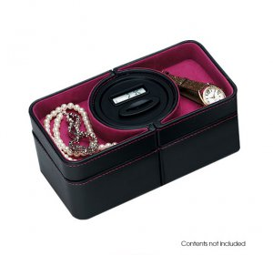 Ultimate Accessories Valet with Digital Coin Counter - Avon