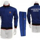 MANCHESTER UNITED Soccer jacket, Embroidery Logos