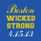 Boston Wicked Strong Print
