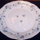 "Johann Haviland Blue Garland 10"" Dinner Plate, Bavaria Germany Ships Free"
