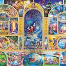D-1000-269 Disney All Characters Collection (Japan Tenyo Disney Jigsaw Puzzle)