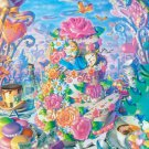 D-1000-379 Alice in Wonderland (Japan Tenyo Disney Jigsaw Puzzle)