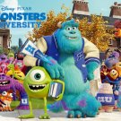 D-1000-430 Disney Pixar Monsters Inc Monsters University (Japan Tenyo Disney)