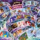 D-1000-461 Disney Animation History (Japan Tenyo Disney Jigsaw Puzzle)