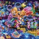 DS-1000-771 Mickey Minnie Mouse Starry Sky (Japan Tenyo Disney Jigsaw Puzzle)