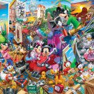 DG-2000-617 Disney Mickey Movie Studio (Japan Tenyo Disney Jigsaw Puzzle)