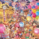 D-2000-612 Twilight Park and Mickey Minnie (Japan Tenyo Disney Jigsaw Puzzle)
