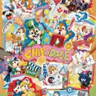 D-500-440 Disney Chip n Dale Collection (Japan Tenyo Disney Jigsaw Puzzle)