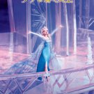 D-500-458 Disney Frozen The Snow Queen (Japan Tenyo Disney Jigsaw Puzzle)