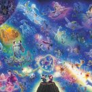 D-500-351 Disney All Characters Collection (Japan Tenyo Disney Jigsaw Puzzle)