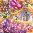 DG-456-728 Disney Princess Rapunzel (Japan Tenyo Disney Jigsaw Puzzle)