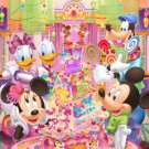 DSG-266-746 Disney Mickey and Minnie Candy Party (Tenyo Disney Jigsaw Puzzle)