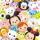 DSG-266-759 Disney TSUM TSUM Collection (Japan Tenyo Disney Jigsaw Puzzle)