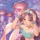 DSG-266B-781 Disney Princess Jasmine Aladdin (Japan Tenyo Disney Jigsaw Puzzle)