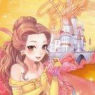 DSG-266B-782 Disney Princess Belle Beauty and the Beast (Japan Tenyo Disney)
