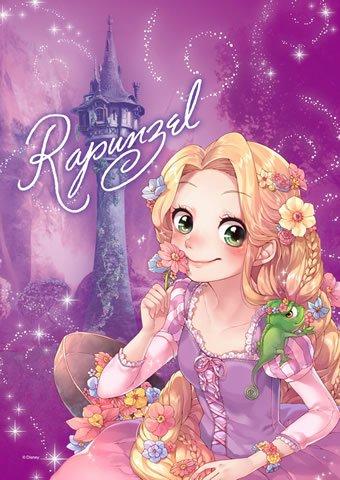 DSG-266B-784 Disney Princess Rapunzel (Japan Tenyo Disney Jigsaw Puzzle)