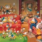 D-950-558 Disney Donald Duck World (Japan Tenyo Disney Jigsaw Puzzle)