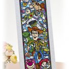 DSG-456-719 Disney Pixar Toy Story Stained Glass (Tenyo Disney Jigsaw Puzzle)