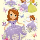 D-108-757 Disney Princess Sofia (Japan Tenyo Disney Jigsaw Puzzle)