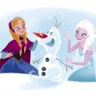 D-108-769 Disney Frozen The Snow Queen (Japan Tenyo Disney Jigsaw Puzzle)