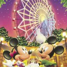 D-108-960 Disney Mickey Mouse and Minnie Mouse (Tenyo Disney Jigsaw Puzzle)