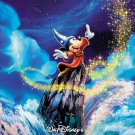 D-108-728 Disney Mickey Mouse Fantasia (Japan Tenyo Disney Jigsaw Puzzle)