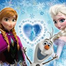 D-200-899 Disney Frozen The Snow Queen (Japan Tenyo Disney Jigsaw Puzzle)