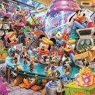 D-300-268 Disney Mickey Mouse Toy Factory (Japan Tenyo Disney Jigsaw Puzzle)