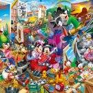 D-300-276 Disney Mickey Mouse Movie Studios (Japan Tenyo Disney Jigsaw Puzzle)