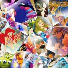 D-300-279 Disney Crystal Season All Characters (Tenyo Disney Jigsaw Puzzle)