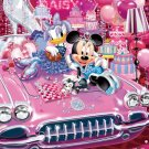 D-300-246 Disney Minnie Mouse and Daisy Duck (Japan Tenyo Disney Jigsaw Puzzle)