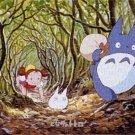 AB-300-206 My Neighbor Totoro (Hayao Miyazaki Ensky Studio Ghibli Jigsaw Puzzle)