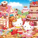 B-31-402 Hello Kitty Sweet Dream House (Japan Beverly Sanrio Jigsaw Puzzle)