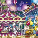AP-48-748 Peanuts Snoopy and Woodstock - Happy Party (Apollo-sha Jigsaw Puzzle)