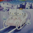 AB-300-52 Hello Kitty and Daniel (Japan Artbox Jigsaw Puzzle)