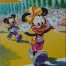 D-1000-122 Mickey and Mickey Mouse (Japan Tenyo Disney Jigsaw Puzzle)